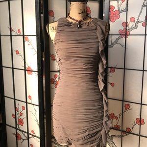 Sleek&Chic Vintage Inspired Dress w/ Accessories!
